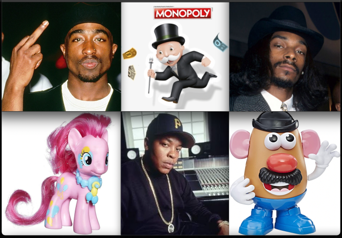 hasbro toys bought row records for an estimated 280
